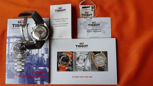 Cronografo Tissot