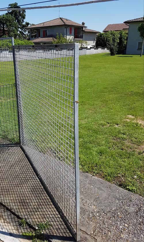 Pannelli zingati n.6  per recinzione Box cani.