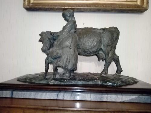 Terracotta cm 60 x 35 con piccolissima imperfezion