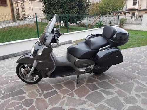 VENDO APRILIA SCARABEO 500 CC ABS