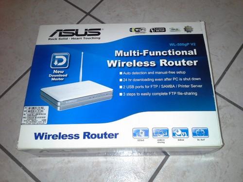 Router Asus Multifunzione Wireless