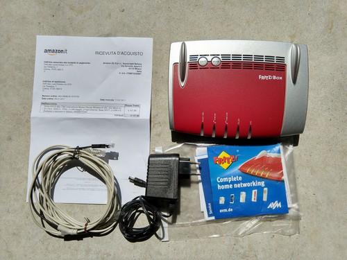 FRITZBox 7360 router modem ADSL Wi-Fi