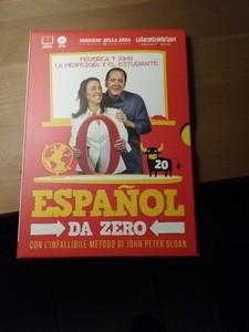 Corso di spagnolo dvd