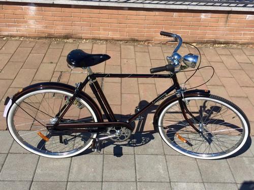 Vendo bici freni a bacchetta uomo