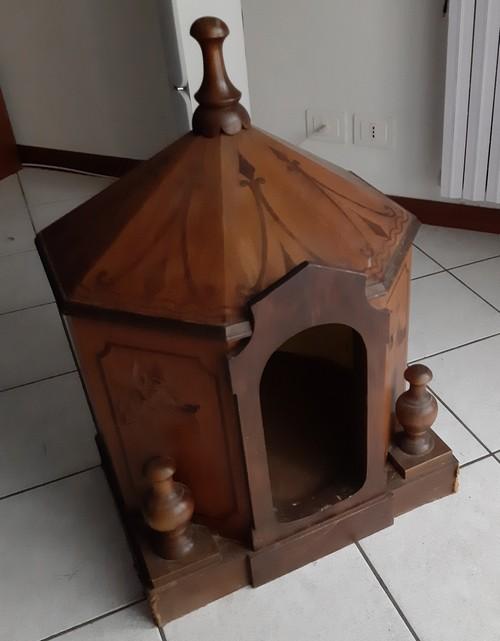 Cuccia per cane piccola taglia