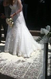 Vendesi abito da sposa